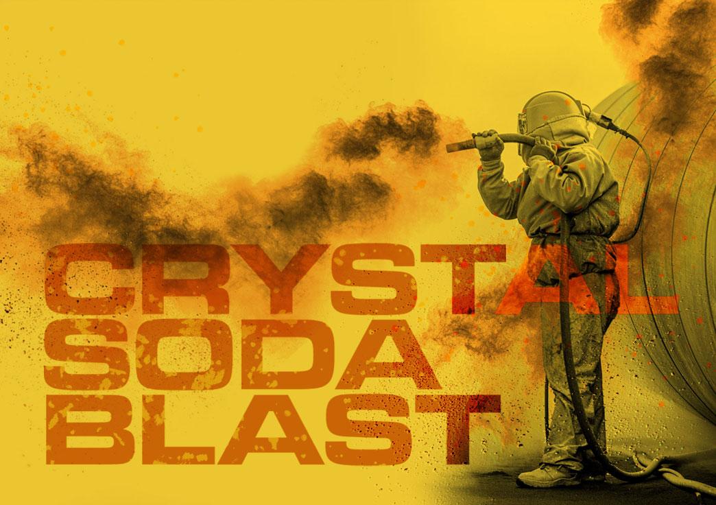 Crystal Soda Blast